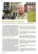 Fragebogen Oktober 2017: Dr. Manfred Birmans